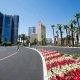 SLS Las Vegas Casino Resort flowers