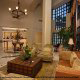 Grand lobby at the Star Island Resort and Club in Orlando Florida.