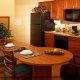 Dining Room View At Staybridge Suites Stone Oak In San Antonio, TX.