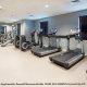 Fitness Center View At Staybridge Suites Stone Oak In San Antonio, TX.