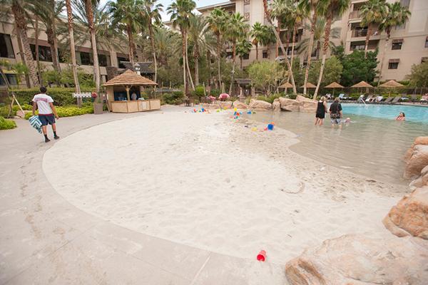 119 Easter Vacation At The Tahiti Village Resort Las Vegas