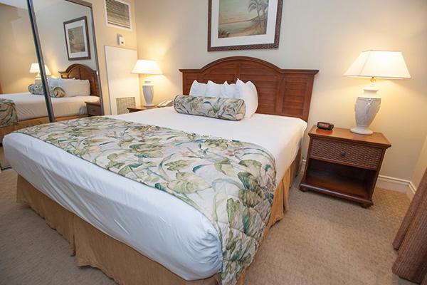 Tahiti Village Resort and Spa bed