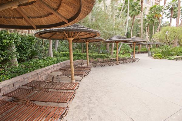 Tahiti Village Resort and Spa day beds