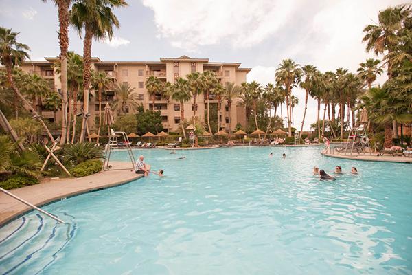 Tahiti Village Resort and Spa pool