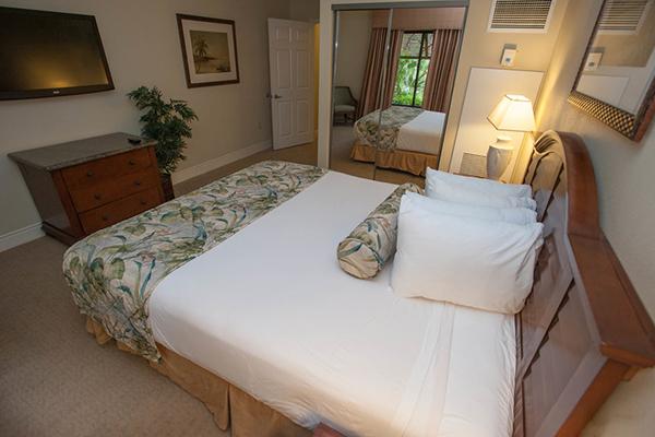 Tahiti Village Resort and Spa room