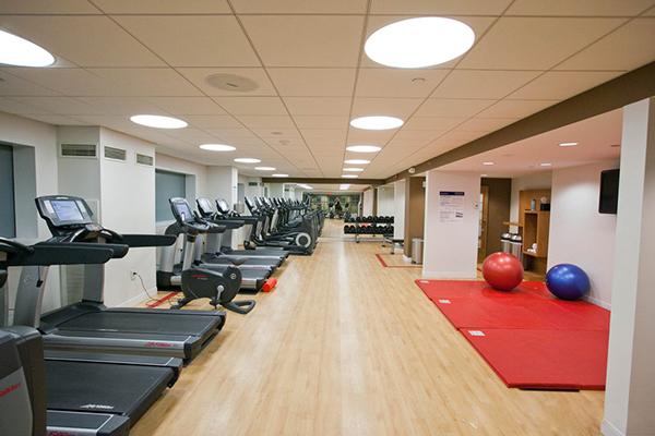 Sheraton Myrtle Beach Fitness Center