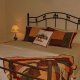 Thousand Hills Resort room red deer
