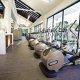 Tropicana Las Vegas Resort fitness room