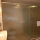 Trump International Hotel shower area
