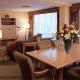 Dining Room in Crowne Plaza Hotel Orlando - Universal at Orlando, Florida.