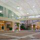 Main Entrance View of Crowne Plaza Hotel Orlando - Universal at Orlando, Florida.