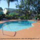 Another view of the pool at The Florida Vacation Villas.