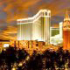 Gorgeous Night View at The Venetian Resort Hotel and Casino in Las Vegas, Nevada. It will be an unforgettable experience and you will remember your New Years Family Vacation.
