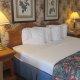 Victorian Inn bed