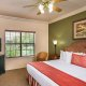 Westgate Branson Woods Resort king room