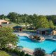 Westgate Branson Woods Resort pool overview
