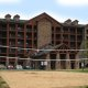 Westgate Branson Woods Resort volleyball court