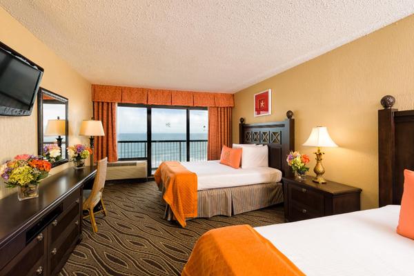 Myrtle Beach 3 Bedroom Suites Oceanfront Attractions Near Hampton Inn Myrtle Beach Oceanfront