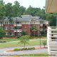 View from one of the two bedroom condos at the Wild Wing Resort in Myrtle Beach South Carolina.