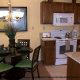 All condos at Parkside Williamsburg come with a full-sized, fully equipped kitchen.