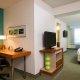 Spring Hill Suites by Marriott desk