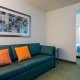Spring Hill Suites by Marriott living area