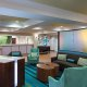 Spring Hill Suites by Marriott lobby