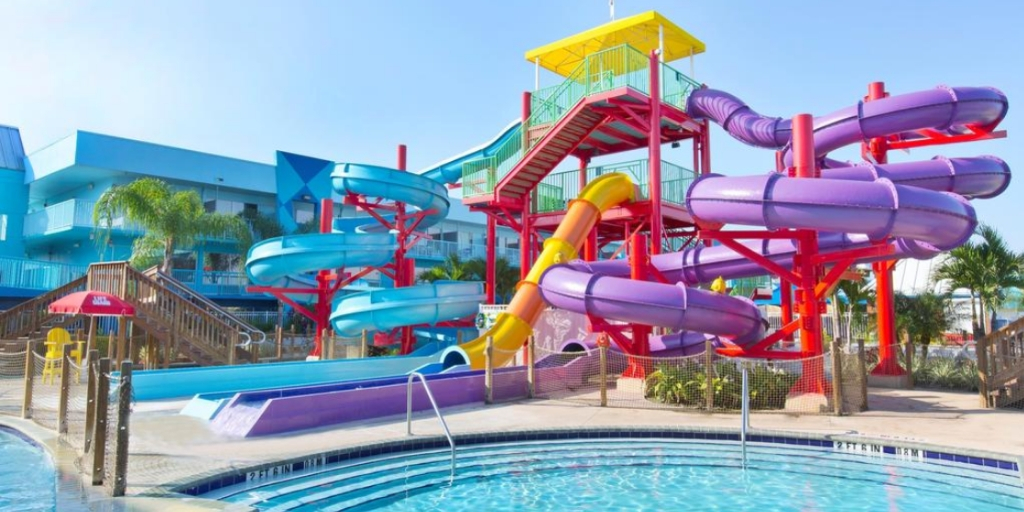69 Orlando Vacation Package At Clarion Resort Waterpark