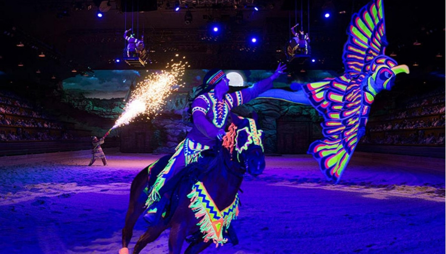Free Dixie Stampede Tickets 90 Minute Timeshare Trade