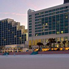 Daytona Beach Vacations - Hilton Ocean Walk Village Hotel vacation deals