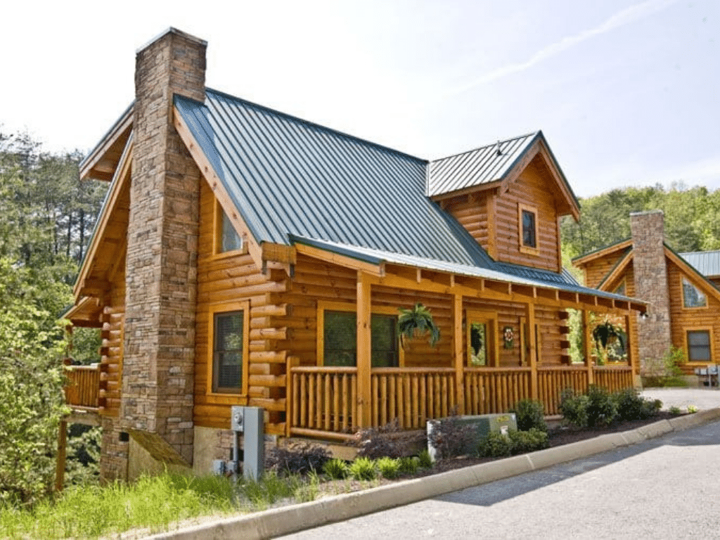Pet Friendly Rental Cabins In Pigeon Forge Tn Tennessee