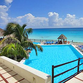 Cancun Vacations - Bellevue Beach Paradise Hotel vacation deals