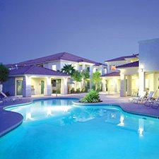 Las Vegas Vacations - Desert Paradise Resort vacation deals