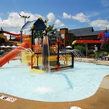 Wisconsin Dells Vacations - Polynesian Water Park Resort vacation deals