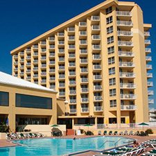 249 The Plaza Ocean Club Summer Daytona Beach Vacation Deluxe Hotel Room 6 Day 5 Night Rate