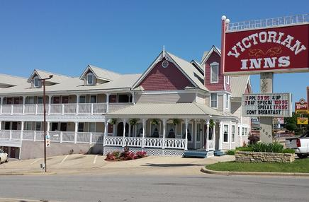 Branson Vacations - Victorian Inn vacation deals
