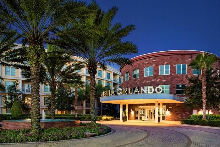Easter Orlando Florida Vacation At Melia Orlando Suite Hotel From 299