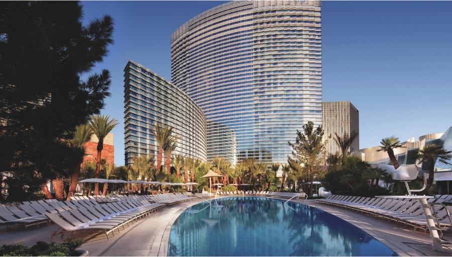 Aria In Vegas