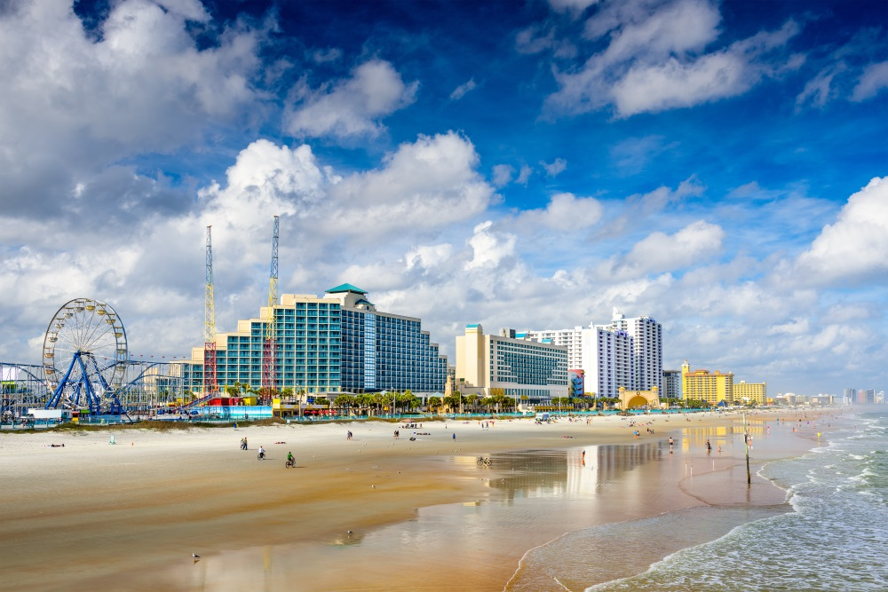 Daytona Beach Vacations – Coral Sands Oceanfront Resort Vacation Deals