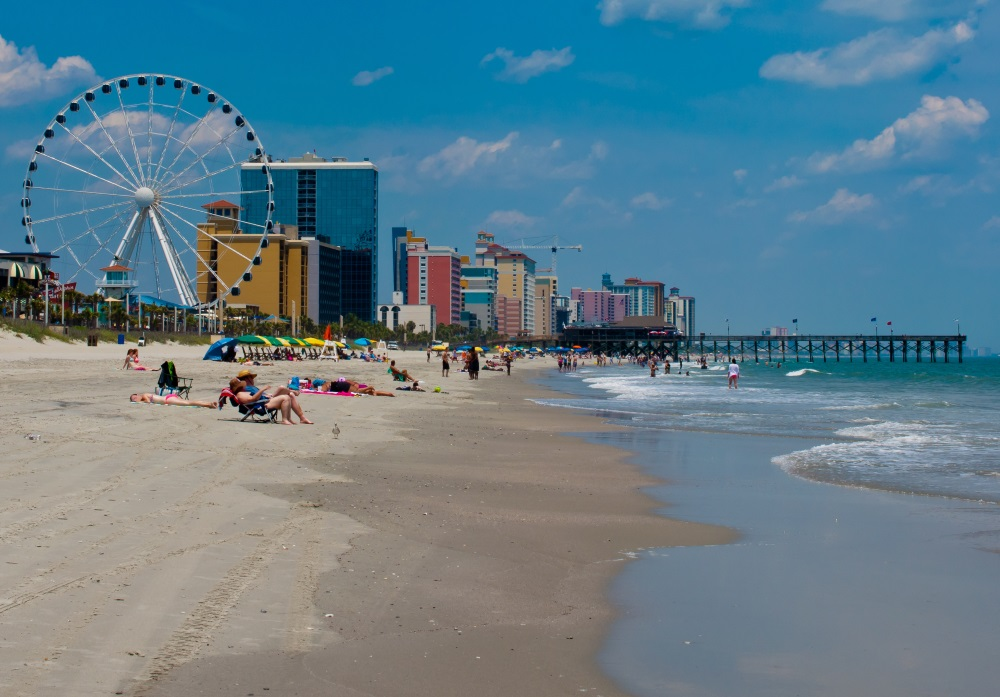 Myrtle Beach Vacations – Anderson Ocean Club and Spa Vacation Deals