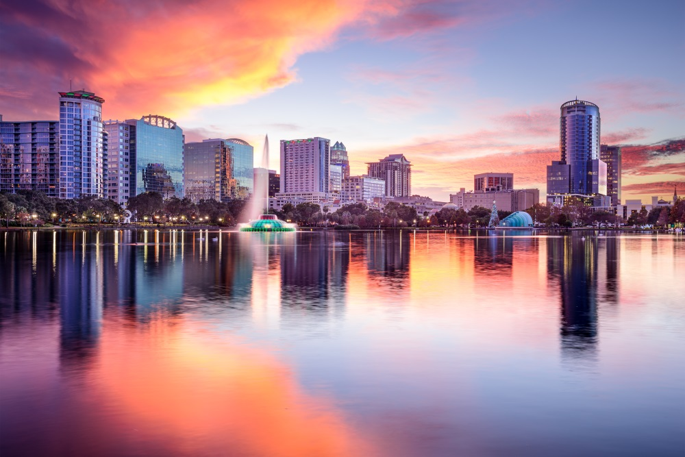 Accommodation and size – Orlando