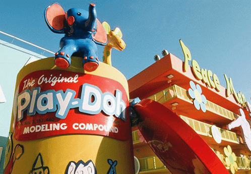 Orlando Vacations - Disney's Pop Century Resort vacation deals