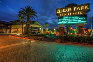 Las Vegas Vacations - Alexis Park All Suite Resort vacation deals