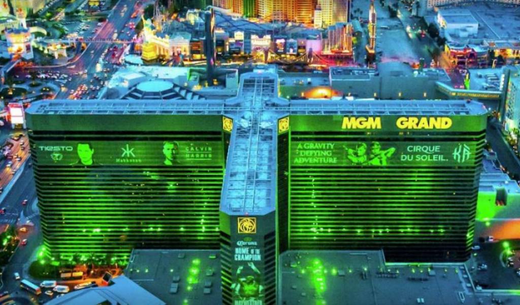 Mgm Grand Las Vegas Christmas Deal 2020 Las Vegas MGM Grand Getaway Package Deal