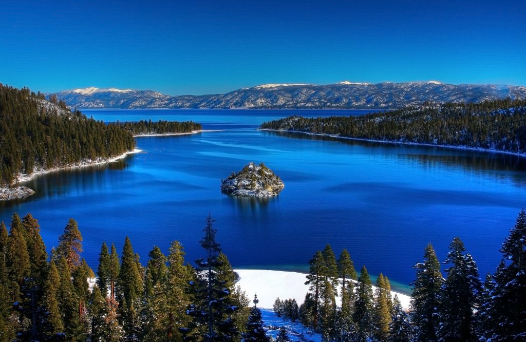 5 Days And 4 Nights In Lake Tahoe