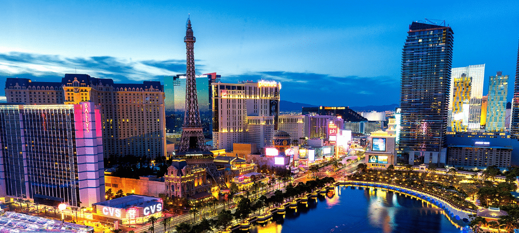 5 Days And 4 Nights In Las Vegas, NV