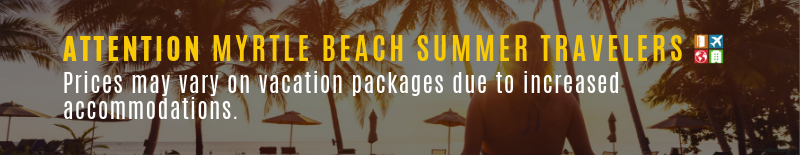 Are you ready to save up to 70% off $99 ( All Inclusive ) | Myrtle Beach, SC | Special Introductory Vacation Package | 3 Days 2 Nights | Suites of the Market Common Hotel | Free $25 Dining Card | 1 Bedroom Suite?