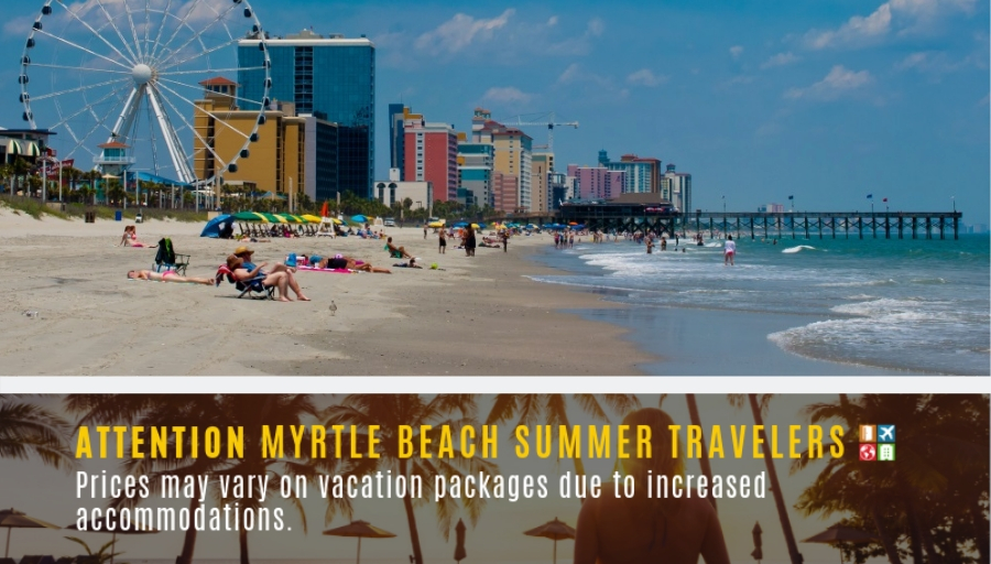 Myrtle Beach Vacations Packages All Inclusive Family